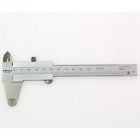 ミツトヨ M型標準ステンレスノギス 10cm N10R (直送品)