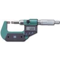 新潟精機 デジタル直進式ブレードマイクロメータ 2.5cm MCD235-25BAU (直送品)