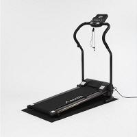 アルインコ(ALINCO) プログラム電動ウォーカー3415 幅570×奥行1150×高さ1200mm ブラック 健康器具 (直送品)