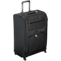 アメリカンツーリスター(AMERICAN TOURISTER) スーツケース 7~8泊用 エムブイプラス 68cm ブラック 83L (直送品)
