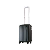 アメリカンツーリスター(AMERICAN TOURISTER) スーツケース 2~3泊用 プリズモ スピナー 55cm チャコール 30L (直送品)