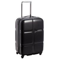アメリカンツーリスター(AMERICAN TOURISTER) スーツケース 3~4泊用 キューブポップ 55cm アフターダーク 36L (直送品)