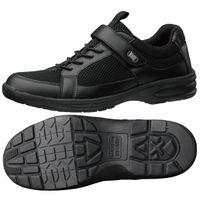 ミドリ安全 軽量 作業靴 スニーカー UL403 先芯なし 29.0cm ブラック 1足 2125036917(直送品)