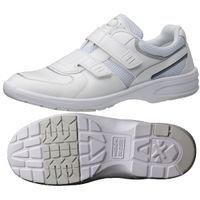 ミドリ安全 軽量 作業靴 スニーカー UL415 先芯なし 22.0cm ホワイト 1足 2125037003(直送品)