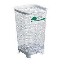 テラモト 屋外用ゴミ箱 グランドコーナー 350角R21 47L (直送品)