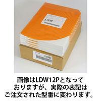 東洋印刷 ナナワード 粘着ラベルワープロ&レーザー用 白 B5 18面 1箱 LFW18A(直送品)