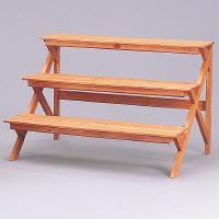 園芸用品 木製フラワースタンド GD-903 アイリスオーヤマ 1台 (直送品)
