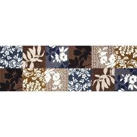 wash+dry薄型で丈夫な洗える玄関マット Mystic Leaves 60×180cm K002C 1枚 クリーンテックス・ジャパン (直送品)