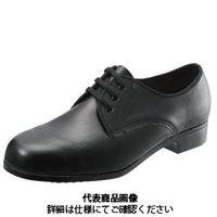 シモン(Simon) 安全靴 短靴 6061黒 23.5cm 2180770 1足(直送品)