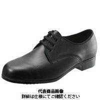 シモン(Simon) 安全靴 短靴 6061黒 25.0cm 2180770 1足(直送品)