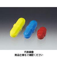サンプラテック PTFE撹拌子オクタゴナル型カラー 8φ×15 黄  28020 1個  (直送品)