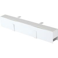 Garage(ガラージ) 配線整理 配線ダクト 800mmタイプ YY-CDCT08 白 (直送品)