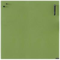 Garage(ガラージ) チャットボード 幅695×高さ695mm グリーン (直送品)