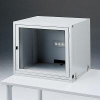 サンワサプライ 簡易防塵ラック MR-FA17LSKN (直送品)
