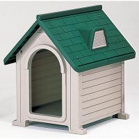 ペット用品 ペットハウス DX-580DG 超小型~中型犬用 882818 1台 リッチェル (直送品)