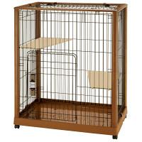 ペット用 木製ケージ940H 猫用 895016 1台 リッチェル (直送品)