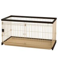 ペット用品 木製お掃除簡単ペットサークル120-60 DB 895214 1台 リッチェル (直送品)