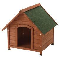 ペット用品 木製犬舎700 超小型~中型犬用 895719 1台 リッチェル (直送品)