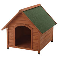 ペット用品 木製犬舎830 超小型~中型犬用 895818 1台 リッチェル (直送品)