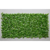 園芸 ガーデニング用品 YAMAZEN リーフラティスハード 1000×2000mm ライトグリーン LLH-12C(LG) 1個 (直送品)