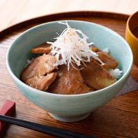 北海道帯広 江戸屋のこだわり豚丼の具4食