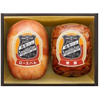 【お歳暮ギフト】鎌倉ハム富岡商会 ロースハム・焼豚ギフトセット KMS-302 (直送品)