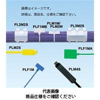 パンドウイットコーポレーション(PANDUIT) 旗型タイプナイロン結束バンド 赤 PLM1M-M2 1袋(1000本)(直送品)