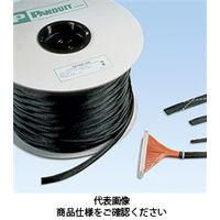 パンドウイットコーポレーション(PANDUIT) スーパーネットチューブ(ほつれ防止タイプ) SE50PSC-CR0 1巻(直送品)