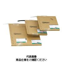 パンドウイットコーポレーション(PANDUIT) MS(バックルロック式)長尺ステンレススチールバンド MSW63T15-CR4 1巻(直送品)