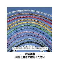 パンドウイットコーポレーション(PANDUIT) スパイラルラッピング ポリエチレン 青 1巻(30.48m) T50F-C6(直送品)