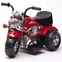 A-KIDS 小型電動バイク パイソン バッテリー レッド ミズタニ 1台 V-PR (直送品)