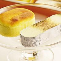 ラグノオ 窯だし半熟チーズケーキとチーズブリュレ(直送品)