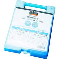 トラスコ中山(TRUSCO) 保冷剤 760g 強冷タイプ THZ-760S 1セット(5個) 409-7513 (直送品)