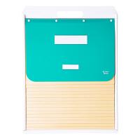 ケルン B4 スタンダード 15枚 グリーン カーデックス KD504-G (直送品)