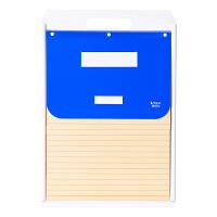 ケルン A4 スタンダード 15枚 ブルー カーデックス KD507-B (直送品)