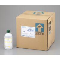 米山薬品工業 精製水 500ml 1セット(2000mL:500mL×4本) 2-5964-01(直送品)