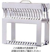 アズワン 染色バット金具 タテ型15枚用 1-4398-11 1セット(4個) (直送品)