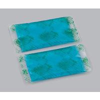 アズワン ソフトクールン(保冷枕) ミニ 0-1614-01 1セット(8個:2個×4箱) ナビスカタログ ナビス品番:0-1614-01(直送品)