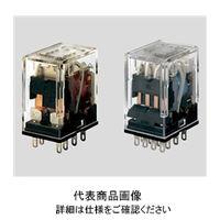 オムロン(OMRON) ミニパワーリレー MY4N AC100/110 灯付 1セット(3台) 2-9709-04 (直送品)