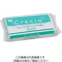 日本製紙クレシア クレシアEFハンドタオルソフト 2枚重ね 218×230mm 100組入 37018B 8-1667-01(直送品)