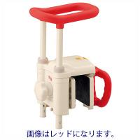 アロン化成 安寿 高さ調節付浴槽手すり UST-130N ブルー 536-613 (直送品)