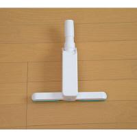 ダイニング用掃除機ヘッド 吸うィング ホワイト 76571 YAMAZEN 1個 (直送品)