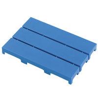テラモト エコブロックスノコ 600×1800mm ブルー(本体+ジョイント材セット) (直送品)