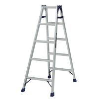 PiCa Corp(ピカコーポレイション) 軽量 はしご兼用脚立 5段 (5尺 139cm) MCX-150 1台 (直送品)