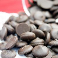 そのまんまディアチョコレート ビター 徳用約1kg シュガーレスクーベルチュールチョコ 蒲屋忠兵衛商店 (直送品)