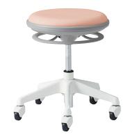 岡村製作所 ナーススツールCGタイプコンパクト脚タイプ 椅子 L890CG PB23 1脚  (直送品)