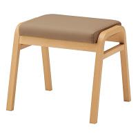 岡村製作所 スタッキングスツール 椅子(耐アルコール・耐次亜塩素酸仕様) LY93ZZ PB25 1脚  (直送品)