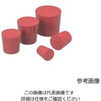 アズワン 赤ゴム栓 3号 1個入 1セット(100個) 6-337-03 (直送品)