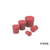 アズワン 赤ゴム栓 15号 1個入 1セット(30個) 6-337-15 (直送品)