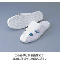 アズワン クリーンスリッパ SI402 PVC M 1セット(5足) 1-7704-03 (直送品)